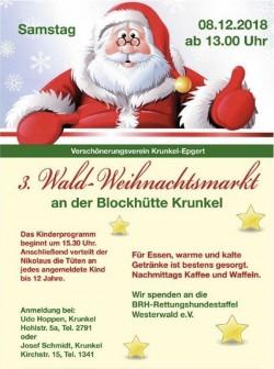 3. Wald-Weihnachtsmarkt
