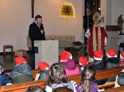 Nikolausfeier in Krunkel