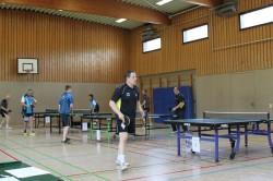Tischtennistraining bei der SG Epgert-Obersteinebach-Krunkel